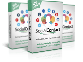 WP-Social-Contact-Review